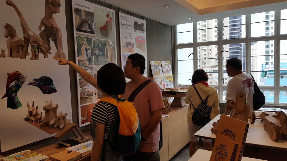 Material x Design Exhibition in Hong Kong